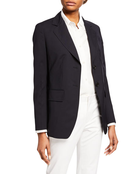 Prada Lightweight Wool Blazer Jacket