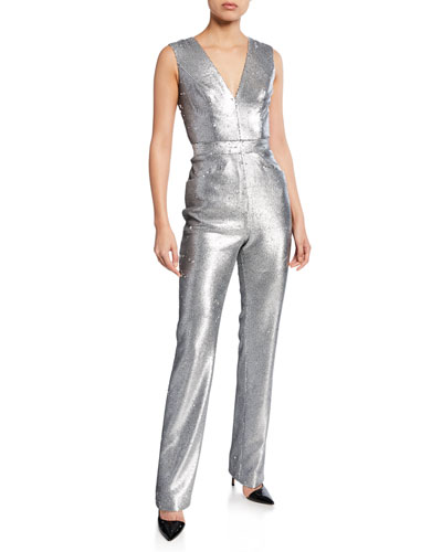 40b6cd0ffa9 Designer Jumpsuits   Rompers for Women at Bergdorf Goodman