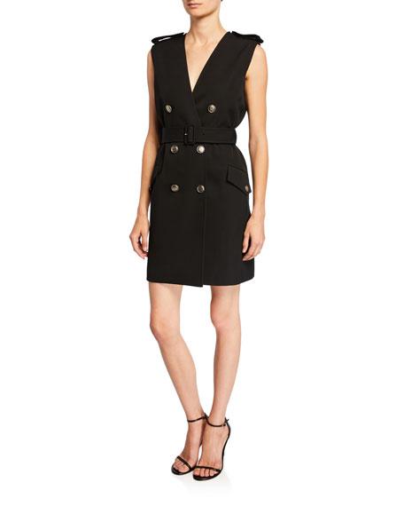 b865169bab3f Givenchy Double-Breasted Blazer Dress