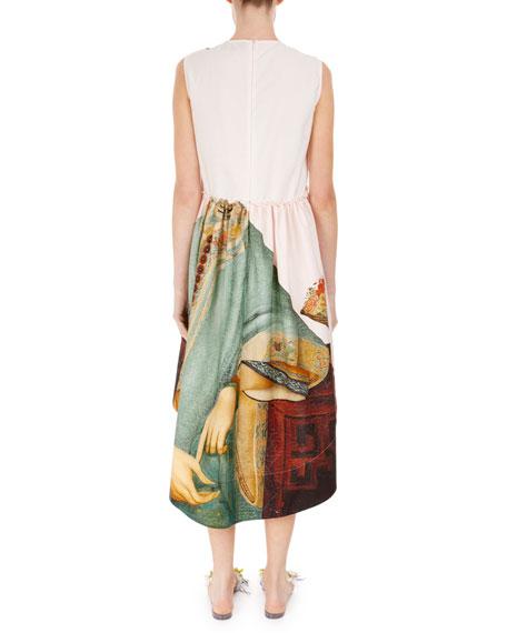 4e1643a7e427 Simone Rocha Sleeveless Round-Neck Empire Waist Dress