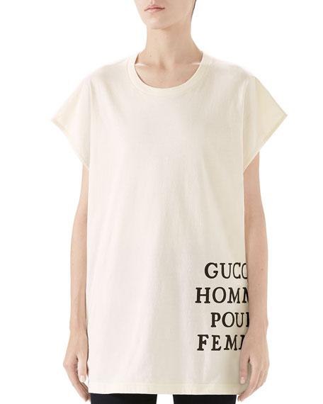 281453e91f4 Gucci Homme pour Femme T-Shirt