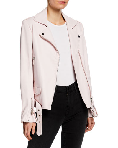 Republique Leather Jacket