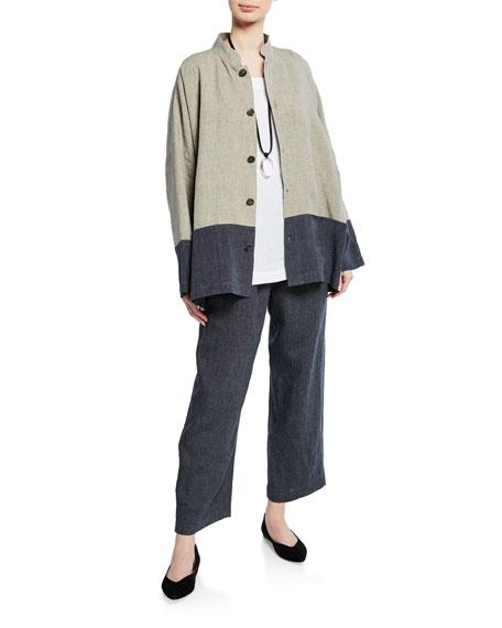 Longer Japanese Trousers