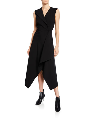 d725af65e48 Folded Sail Sleeveless Dress Quick Look. Dion Lee