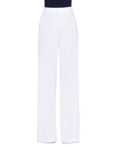 Tricotene Wide-Leg Pants