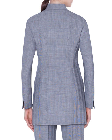 Dalma Check Wool Jacket