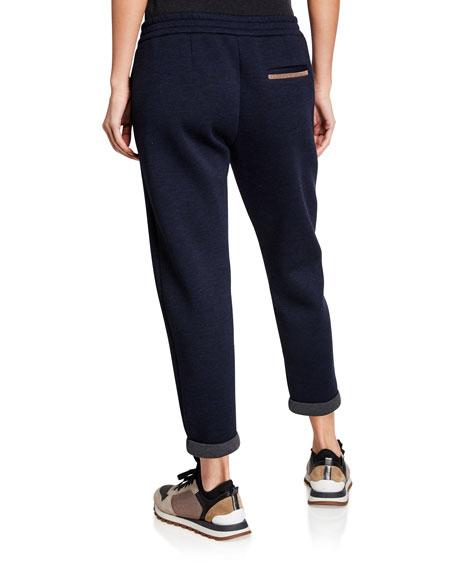 Wool Cotton Spa Pants
