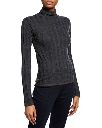 Sines Cashmere Turtleneck Sweater