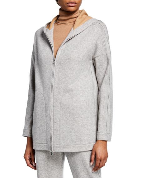 Loro Piana Icery Cashmere Duster Sweater