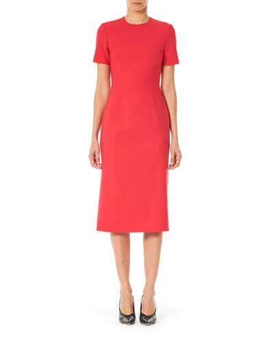 66e8053dcd ... Button Front Shirt. $1,690 · Crewneck Sheath Cocktail Dress Quick Look. Carolina  Herrera