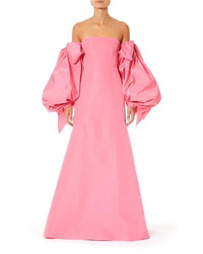 f02ea5d408a Designer Gowns at Bergdorf Goodman
