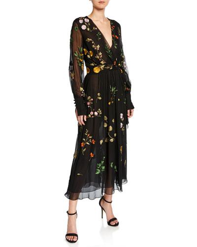 741ff538388 Designer Maxi Dresses for Women at Bergdorf Goodman