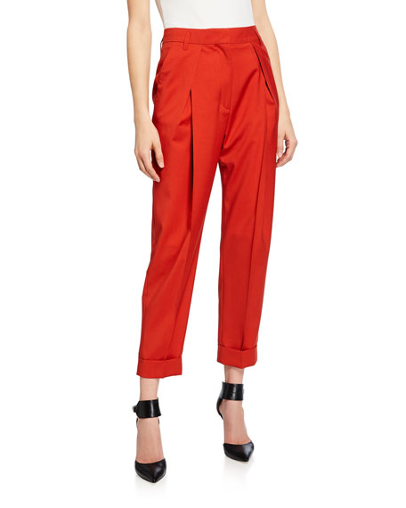 Boon The Shop Inverted Pleat Pants