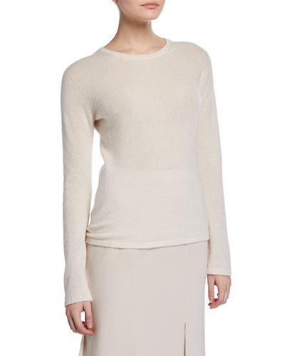 Zeno Cashmere-Silk Sweater
