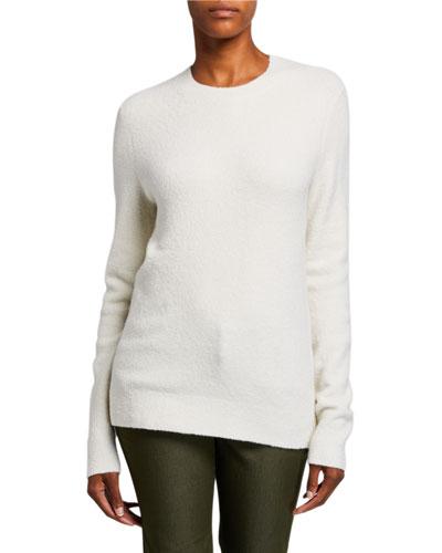 Chester Cashmere Crewneck Sweater