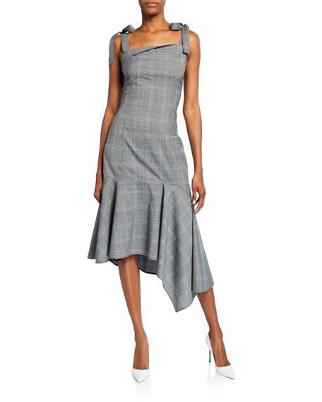 Bustier Handkerchief Dress