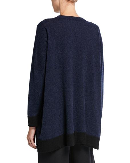 Cashmere Wide Sweater