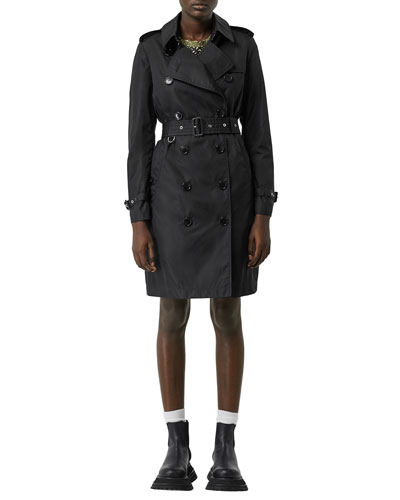 Kensington Eco Nylon Trench Coat
