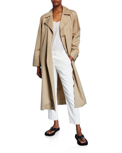 Gami Belted Wrap Coat