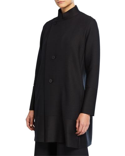 Cosmic Ripple Coat