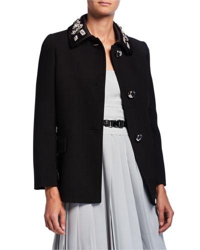 d59999fd Prada Ready-to-Wear Clothing at Bergdorf Goodman