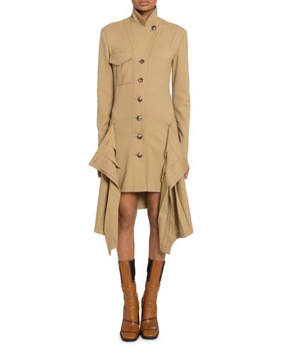 70b482fcdc Designer Outerwear : Puffer Coats & Wool Jackets at Bergdorf Goodman
