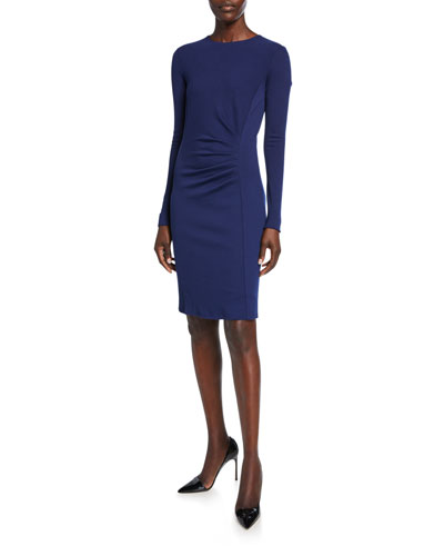Colimbo Ruched-Jersey Bodycon Dress