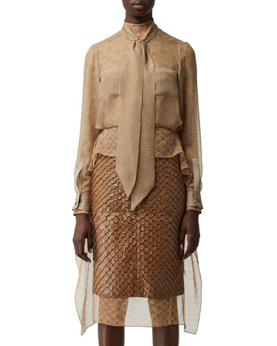 05f55a257a81 Burberry Clothing & Collection at Bergdorf Goodman