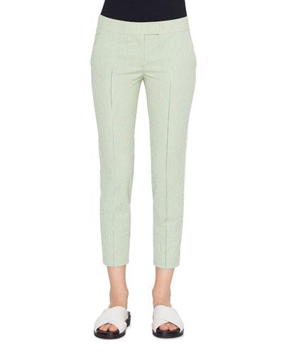 Frankie Cotton Seersucker Pants