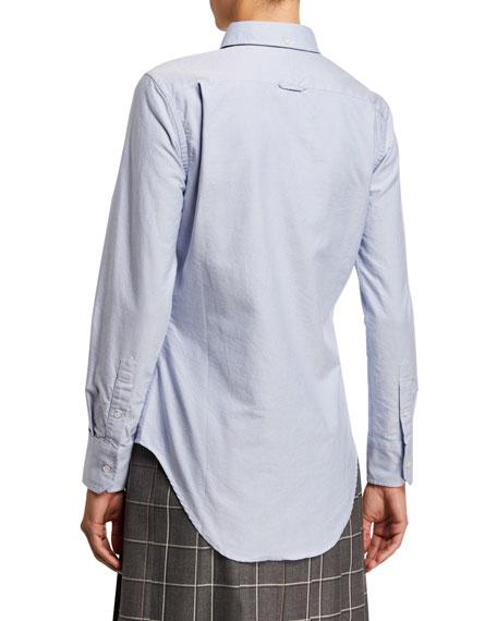 Classic Oxford Long-Sleeve Shirt