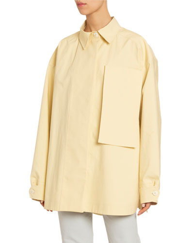 Le Camiseto Cotton Utility Jacket