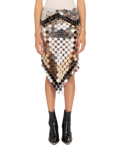 Pointed Chainmail Skirt