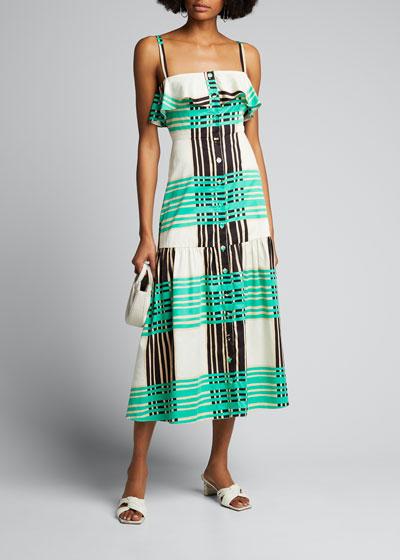 Florence Cotton Poplin Dress