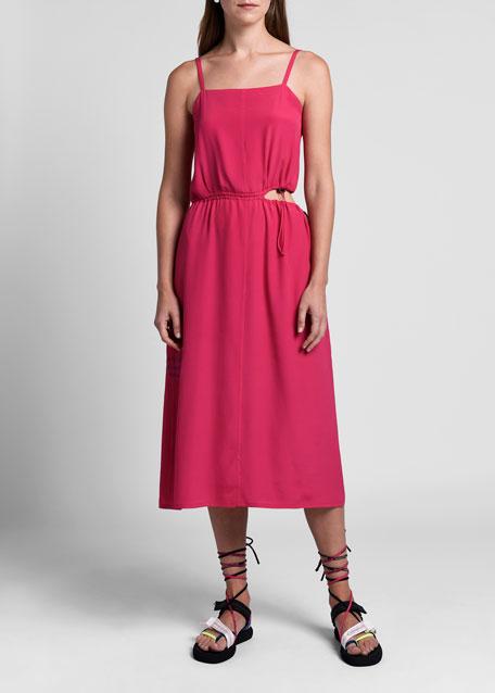 Couture Parachute Dress