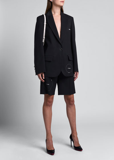 Tomboy Gabardine Jacket