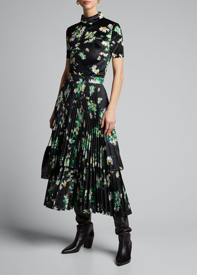 Daisy Tiered Ruffle Skirt