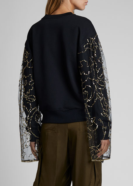 Herosi Sequin Sweater