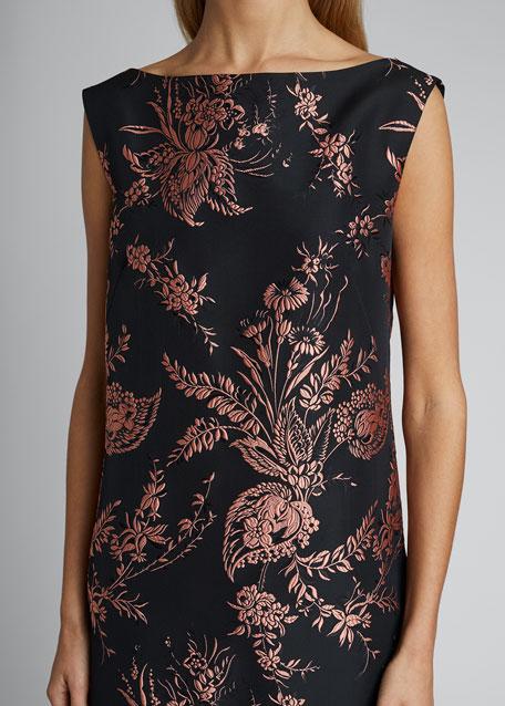 Dotar Floral Dress