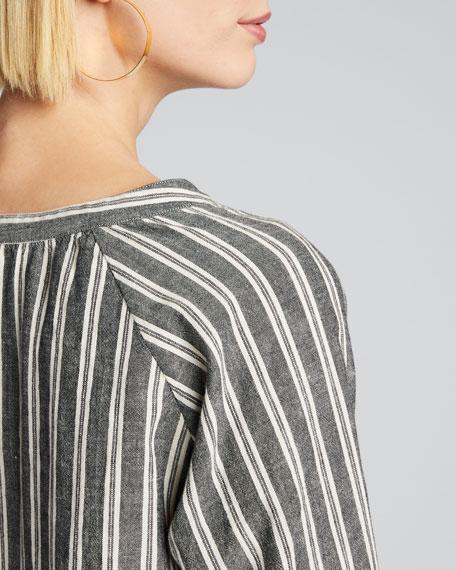 Mirana Striped Shirt
