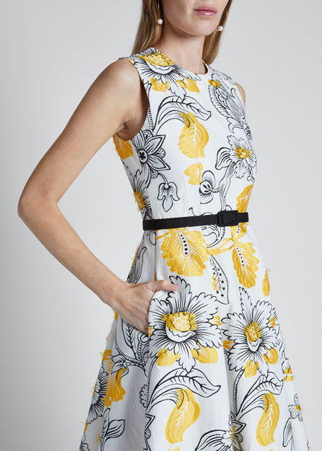 Fitted Bodice Dress