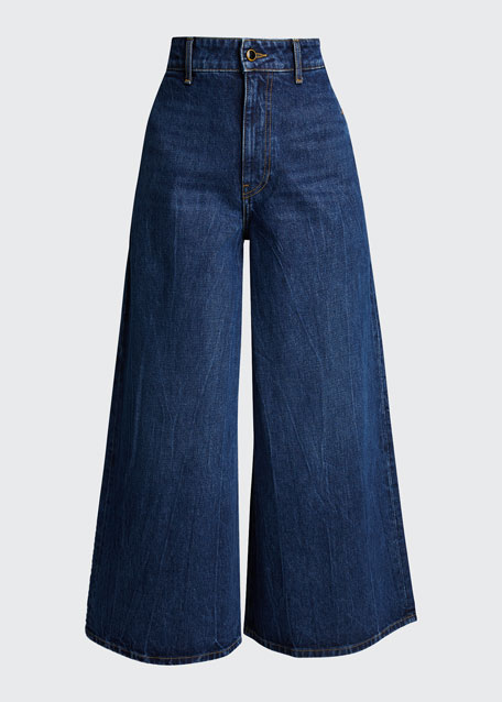 Darcy Wide-Leg Jeans