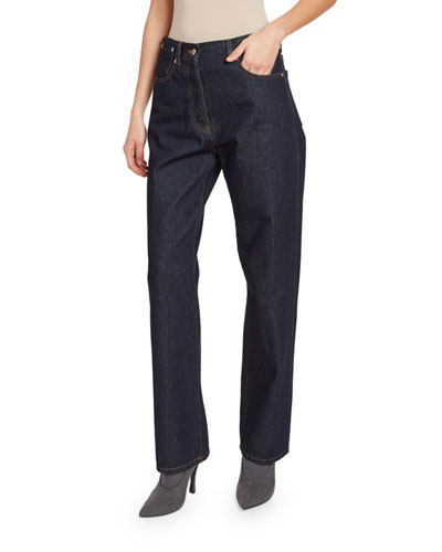 Pisco Straight-Leg Jeans