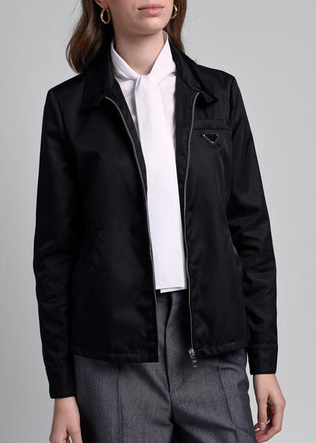 Giubbotti Gabardine Jacket