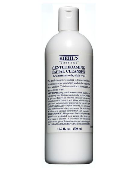 Gentle Foaming Facial Cleanser, 16.9oz