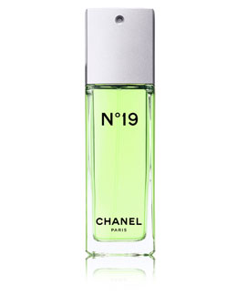 CHANEL N°19<br>Eau de Toilette Spray 3.4 oz.