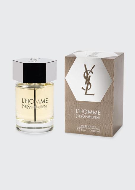 L'Homme Eau de Toilette, 2.0 oz./ 59 mL