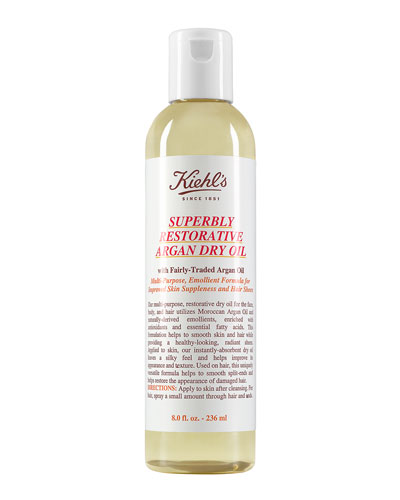Superbly Restorative Argan Dry Oil, 6.8 oz.