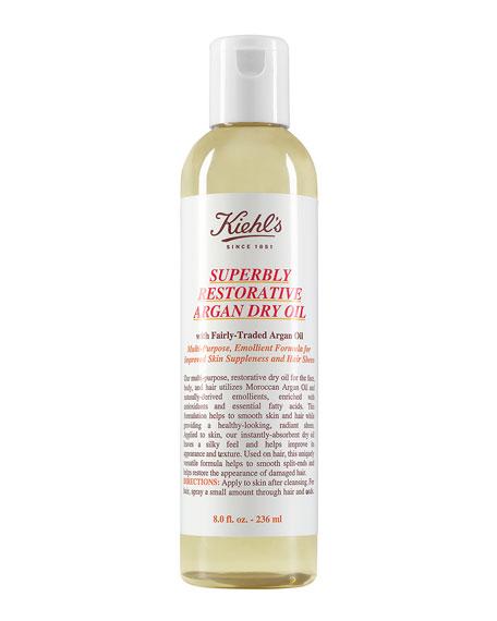 Superbly Restorative Argan Dry Oil, 6.8 oz.