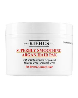 Superbly Smoothing Argan Mask