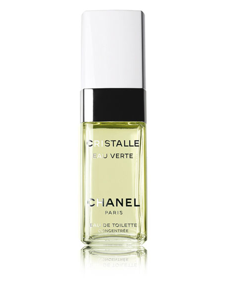 CHANEL CRISTALLE EAU VERTEEau de Toilette Concentrée Spray